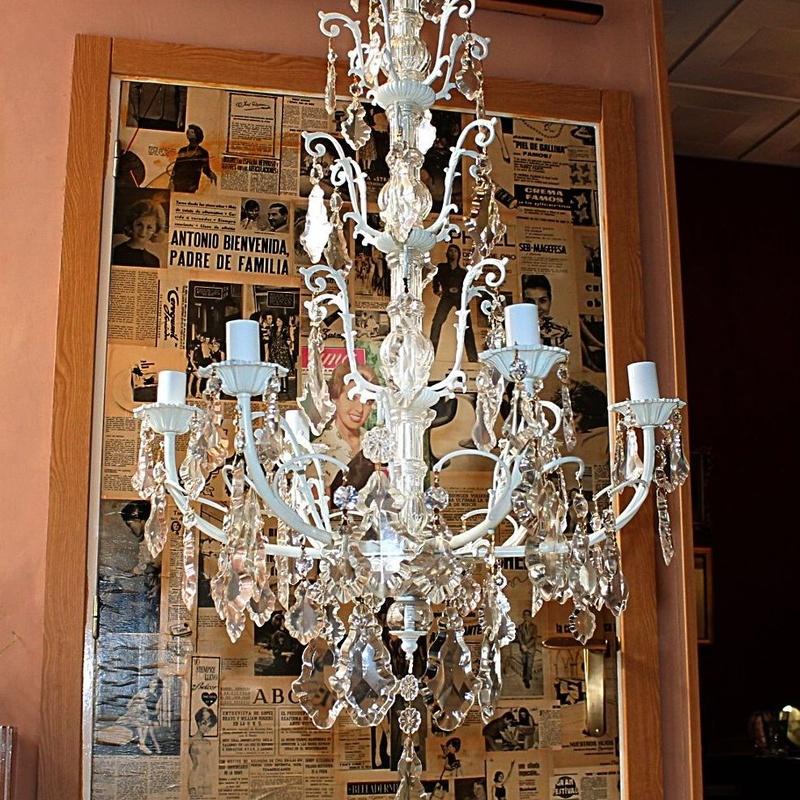 Lámparas de araña: Artículos  de Ruzafa Vintage