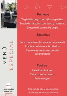Restaurante Somallao - Menú Especial 2 al 8 de Junio de 2021