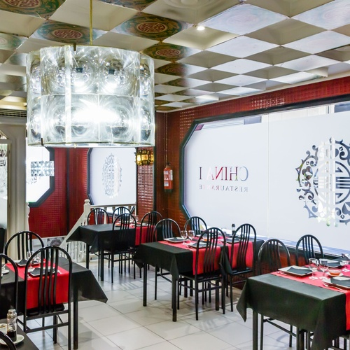 Restaurante chino en Castellón