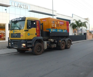 Empresa de alquiler de generadores en Valencia