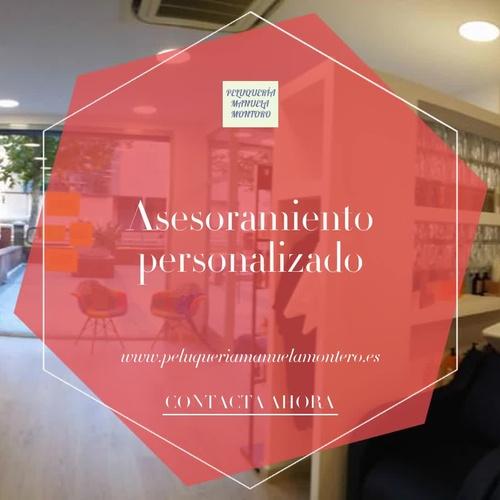 Peluquería Unisex en Zaragoza | Peluquería Manuela Montero