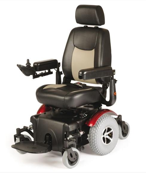 Sillas de ruedas - eléctricas - ayudas - r320: Productos de Ortopedia Ca N'Oriac