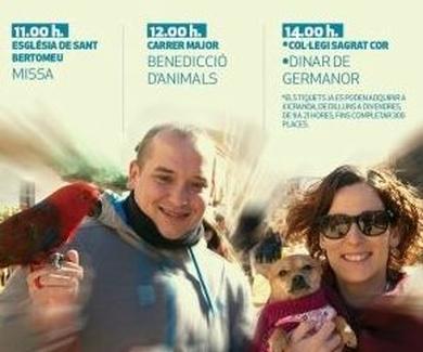 EL EQUIPO DE LA CLÍNICA VETERINARIA ROCAFORT EN SAN ANTÓN GODELLA