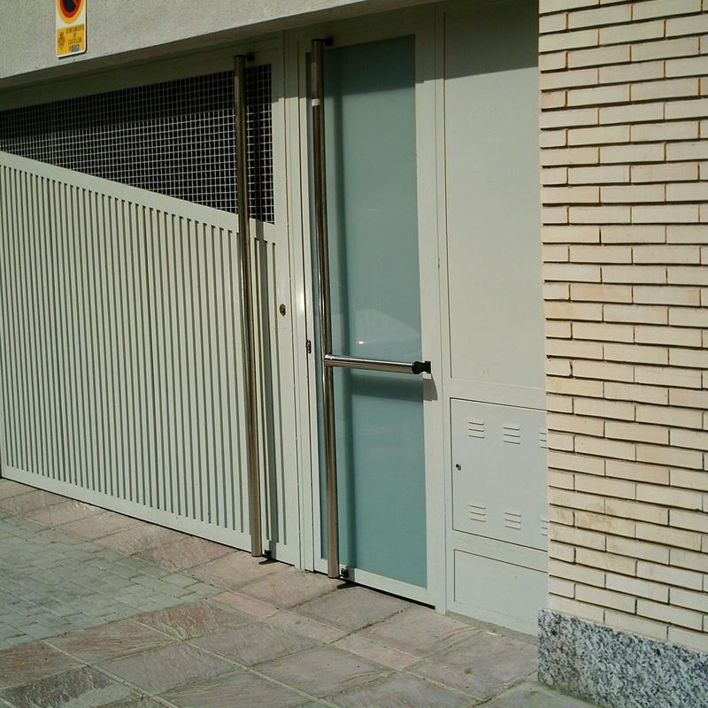 Puertas seccionales: Productos de Rovifer
