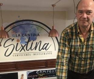 La Cantina Sixtina: el cachopo con más arte de A Coruña