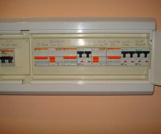 Mantenimiento de instalaciones eléctricas en Tenerife: Servicios de Jaime Instalaciones Eléctricas y Mantenimientos