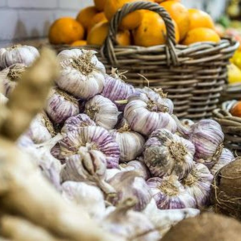 Verduras: Productos y Servicios de Frutería y Queviures Marina