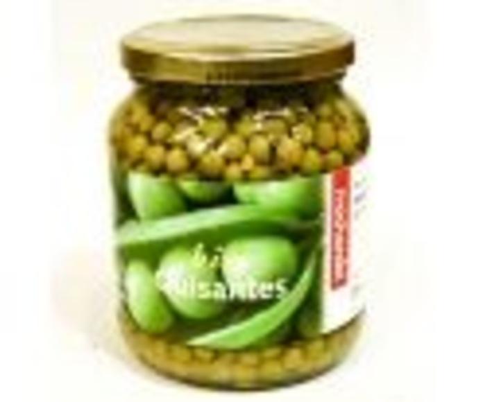 MACHANDEL, guisantes, chucrut, maíz, judías, mahonesa, compota de manzana: Catálogo de La Despensa Ecológica