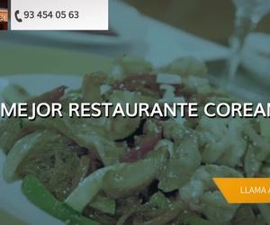 Restaurante coreano en Eixample, Barcelona: Restaurante Haninjung
