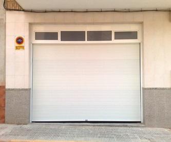 Apertura de puertas a través de móvil: Productos y Servicios de Portaloy