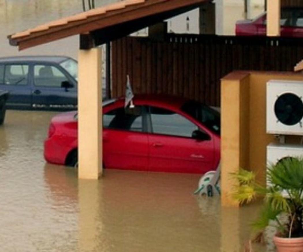 Cómo actuar ante la inundación del garaje o sótano