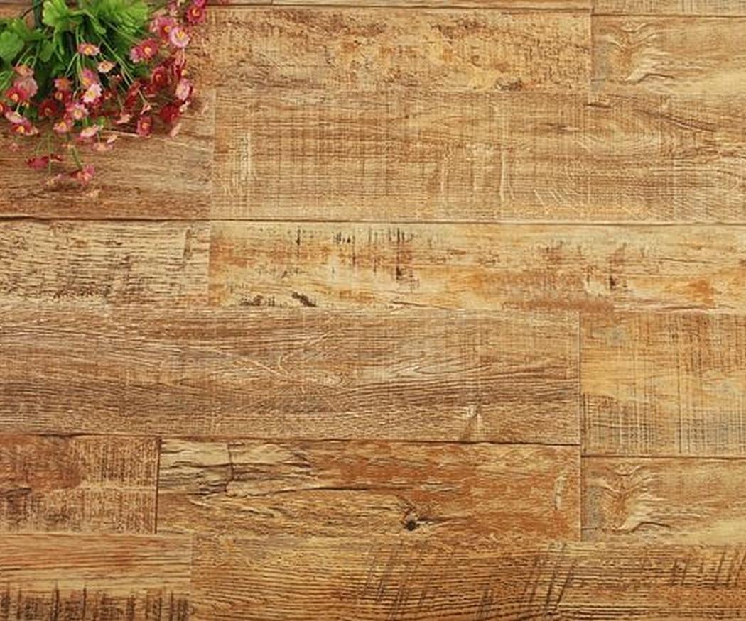 Creando un jardín con revestimiento de madera