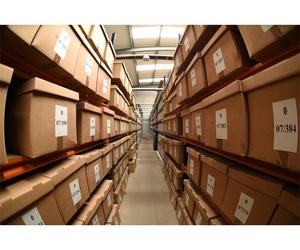 Almacenamiento de documentos en Asturias