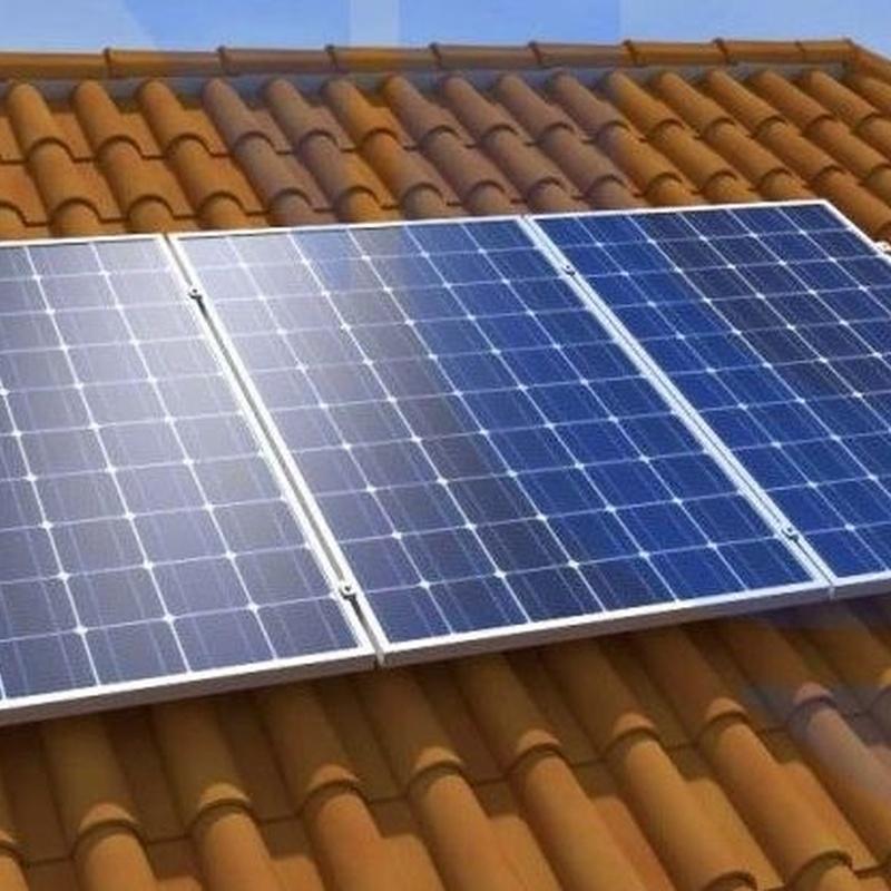 paneles fotovoltaicos conexion a red