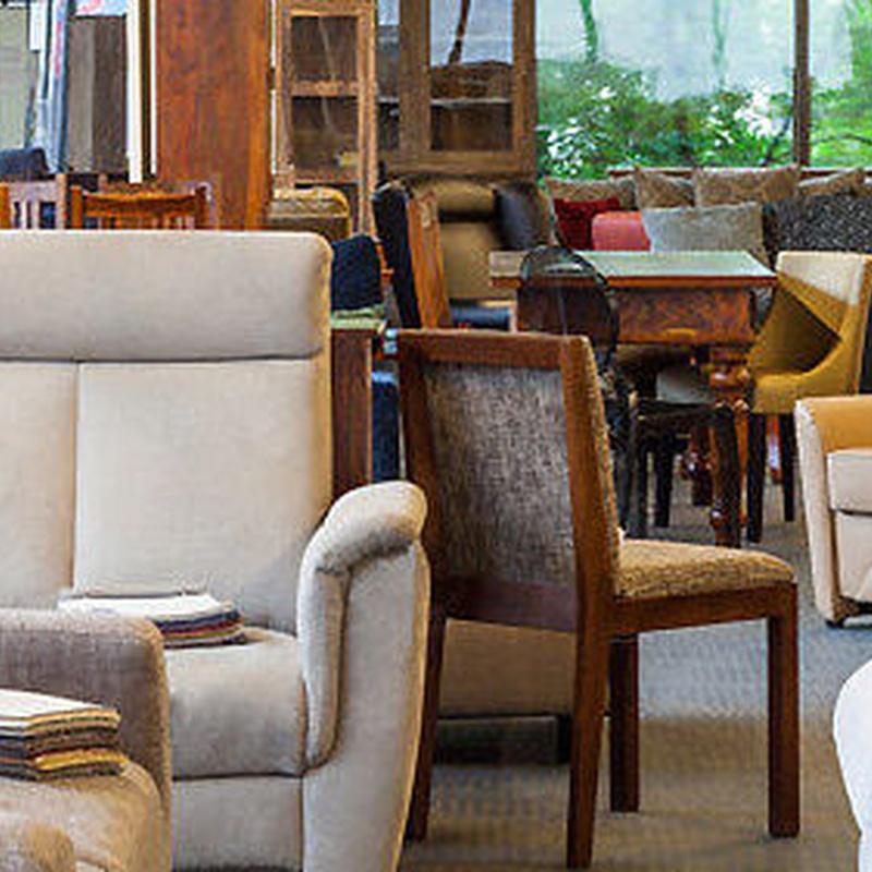 Recogida de muebles nuevos y usados: Servicios de Remar Murcia