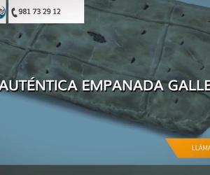 Fabricación de empanadas en Pontevedra | Costumbres de Galicia