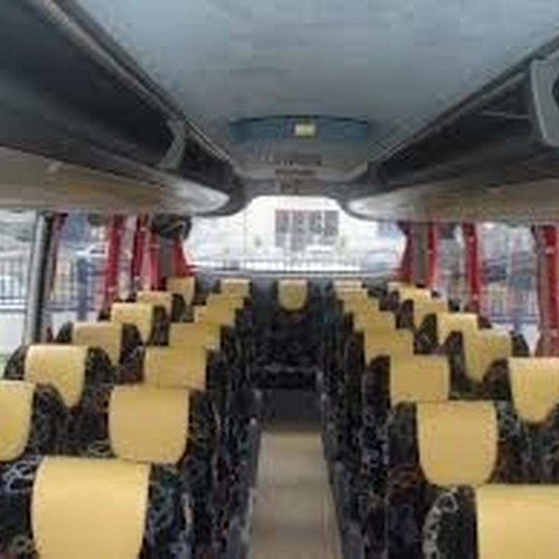 Autocares Escolares: Servicios de Autocares Torre Alta