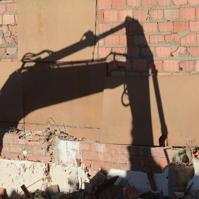¿Qué documentación se necesita para demoler un edificio?