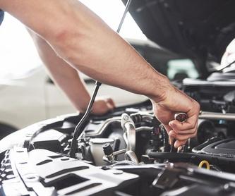 Cambio de frenos: Servicios de Autoservicios Alecar  Tu Taller de Confianza