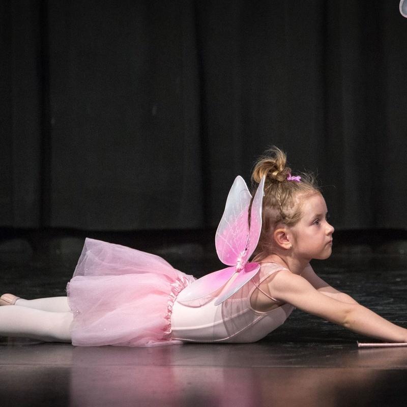 Danza y movimiento a partir de 3 años