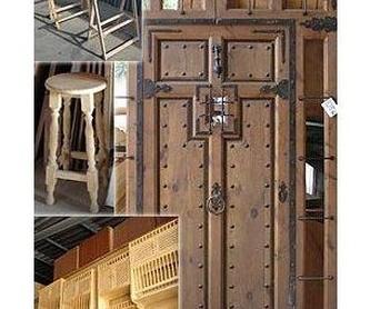 Pérgolas de madera: Productos y servicios de Puertas Pepín