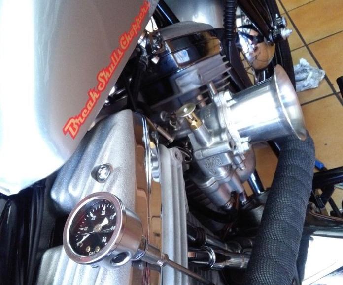break skull choppers, transformacion harley davidson en valencia, personalizar harley, custom.bobbers