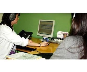 Audiología infantil: Nuestros servicios de Audiología RV Alfa