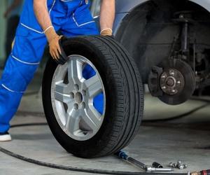 Cambio de neumáticos en Las Palmas
