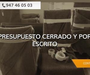 Empresas de mudanzas en Burgos | Mudanzas Ángel Ruiz