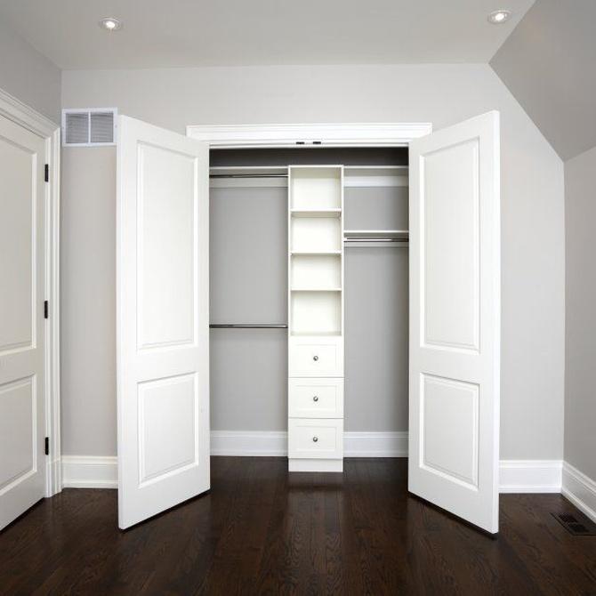 Los armarios empotrados y sus ventajas