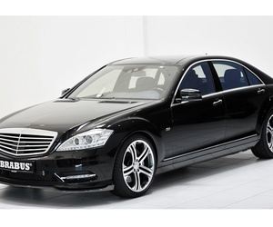 Mercedes S Class Luxury Sedan