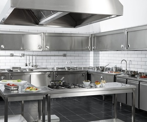 Cocinas industriales
