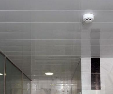 Ventajas del falso techo de lamas de aluminio
