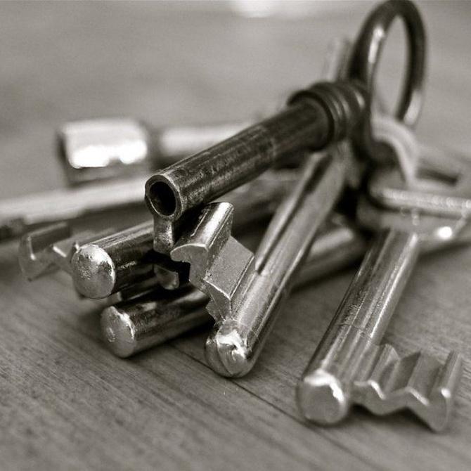 La historia de las llaves