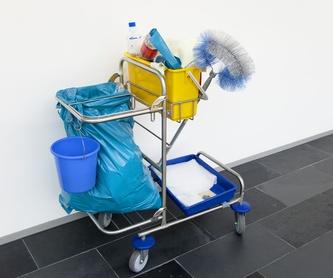 LIMPIEZAS DE PARKING: Servicios de Limpieza Victocleaning