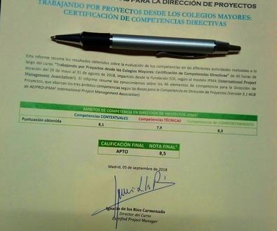 CERTIFICACIÓN DE COMPETENCIAS DIRECTIVAS - KUDEATZEKO GAITASUNAREN ZIURTAPENA