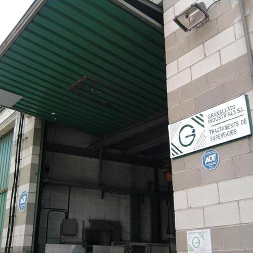 Chorros de arena en Barberà del Vallès | Granallats Industrials Polinyà