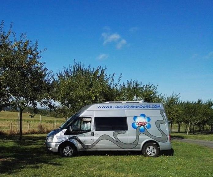 Alquiler: Productos y servicios de CamperValencia