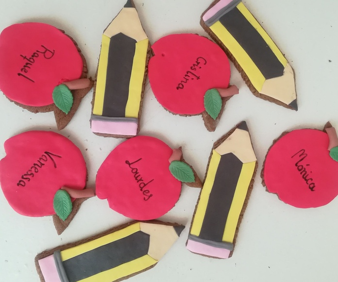 galletas para profesores