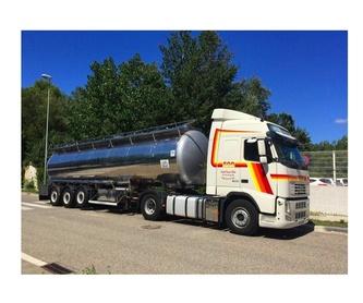 Transporte vinícola: Transportes de Transportes Cristobal  Guerrero Villalar