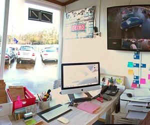 Nuestras oficinas del parkinng