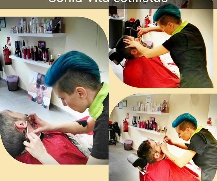 Barbería: Tratamientos y Servicios de Sonia Vita New Concept