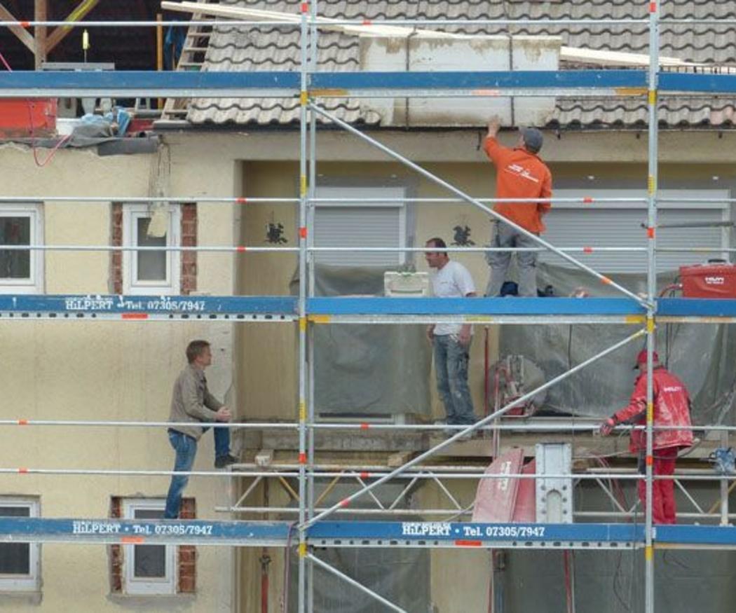 Tipos de andamios para la construcción