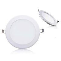 Downlight led redondo blanco