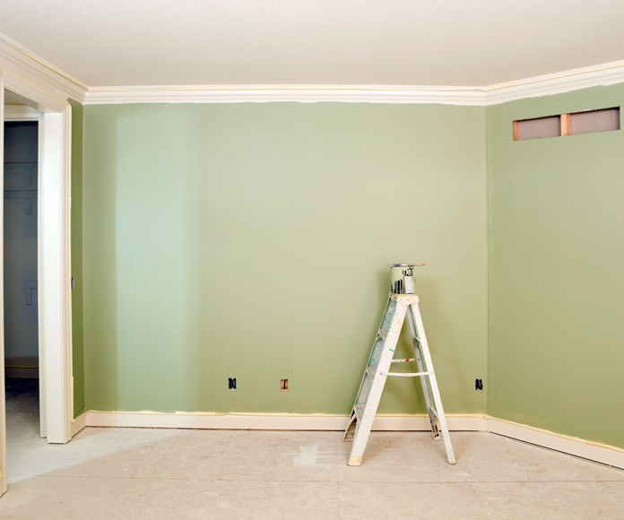 Pintura de interiores: Servicios de Decor Pinturas