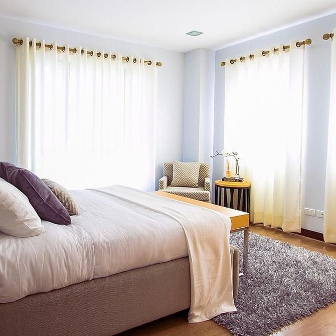 Consejos para elegir el color de las cortinas para tu hogar
