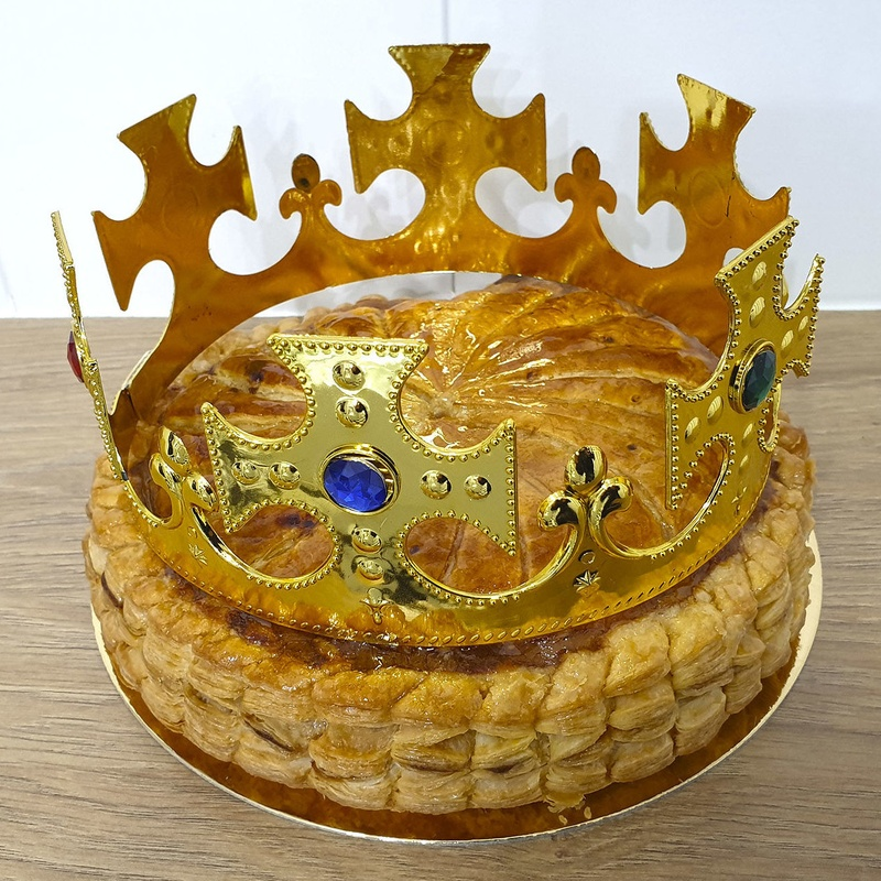 Galette des Rois (King's Cake): Our Products de Pastelería Creativa Javier Ramos