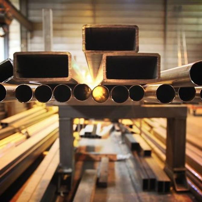 El tubo estructural