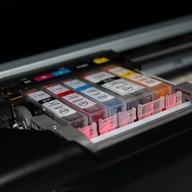 Cómo ahorrar tinta al usar la impresora