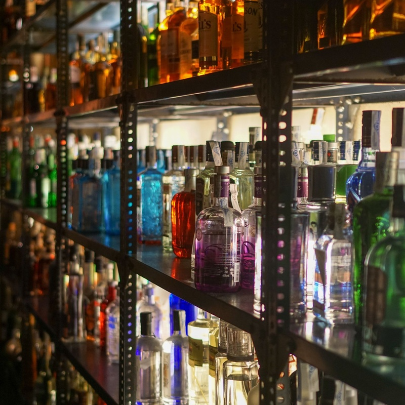 Drinks: Services de Bar No Sweat